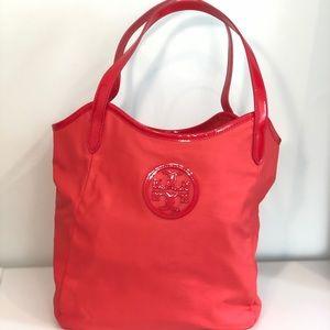 Tory Burch orange/red shoulder bag